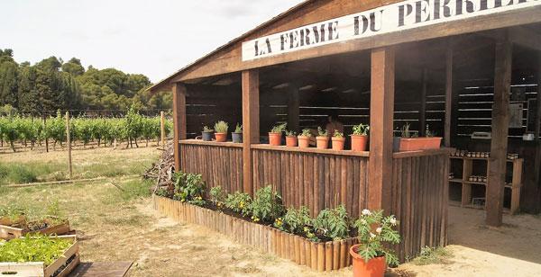 Hérault de ferme en ferme